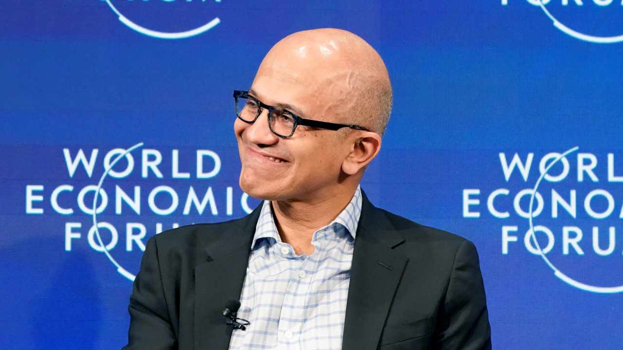 Satya Nadella, Microsoft | Topping the list is Indian-American Nadella, CEO of the biggest tech company in the world, Microsoft. Nadella succeeded Steve Ballmer to take the top post in 2014. (Image: Reuters)