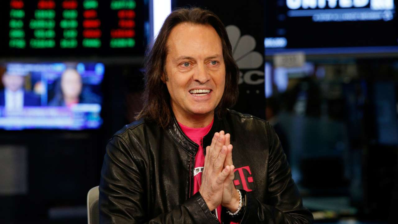 John Legere, T-Mobile | AT&T alum and chief of US division of T-Mobile, a wireless network operator, Legere has secured 10th spot on the list of the best CEOs in the US compiled by companies-rating platform Comparably. He took office in September 2012. (Image: Reuters)
