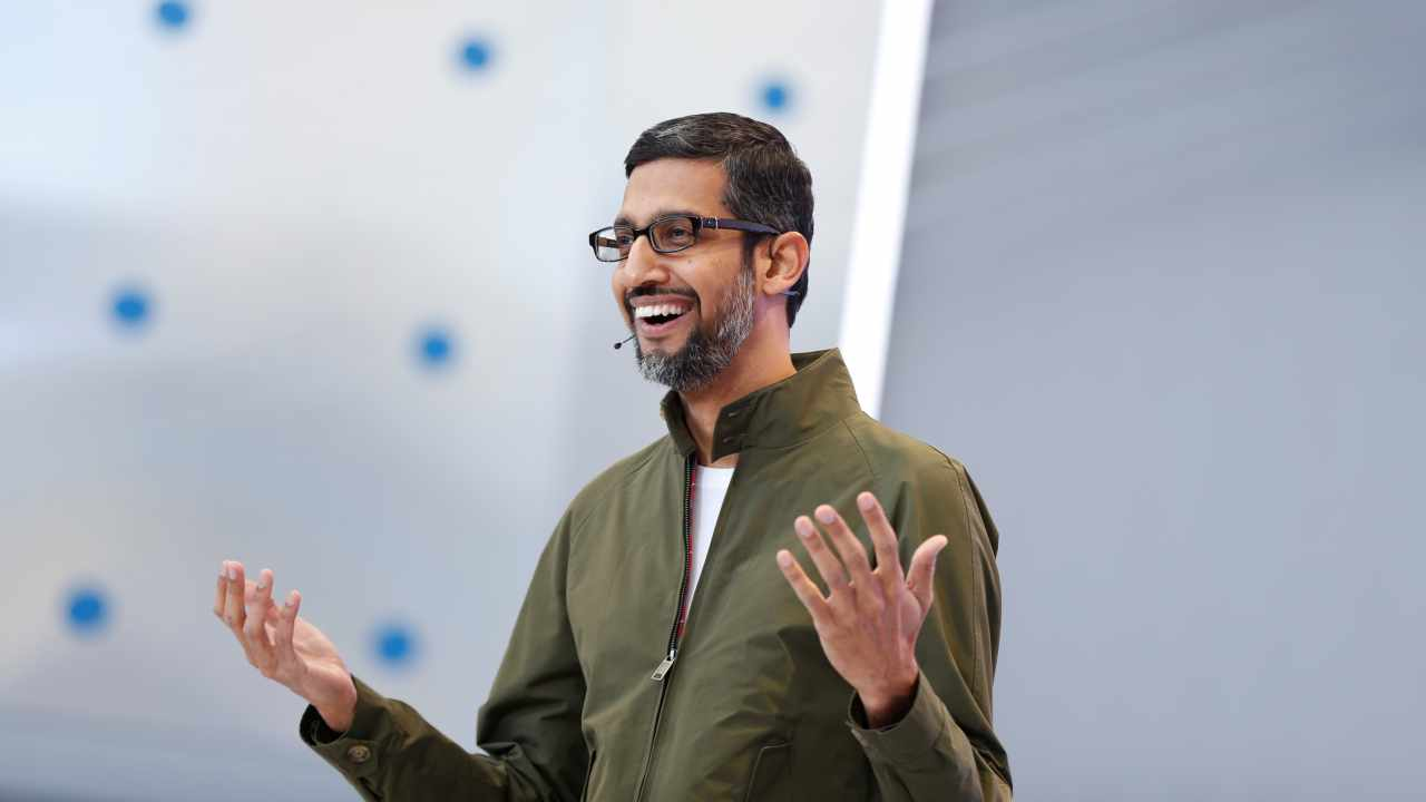 8| Sundar Pichai- An Indian-American businessman and Chief Executive officer at Google LLC. He earned his Bachelor of Engineering degree from IIT Kharagpur in Metallurgical Engineering. (Image: Reuters)