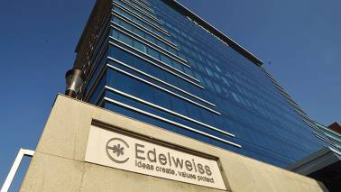 Edelweiss Financial gains after ICRA reaffirms credit rating for commercial paper, NCDs