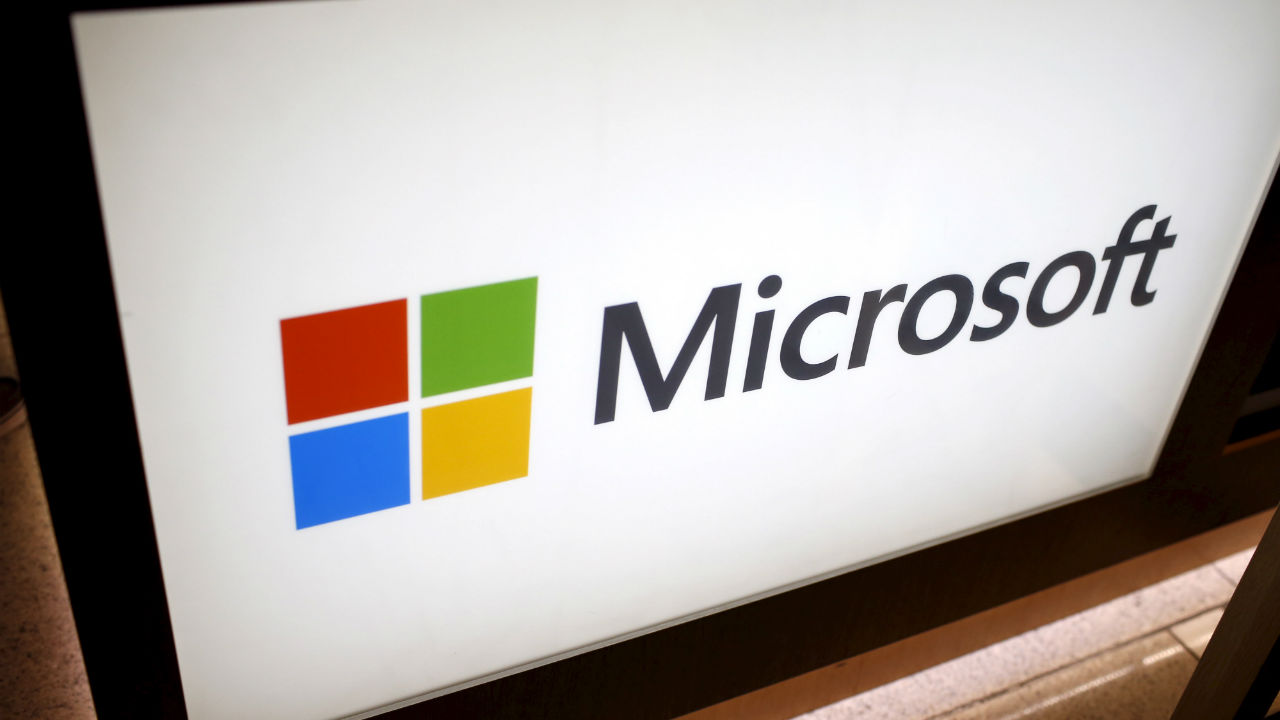 Answer: MS Word. (Image: Reuters)