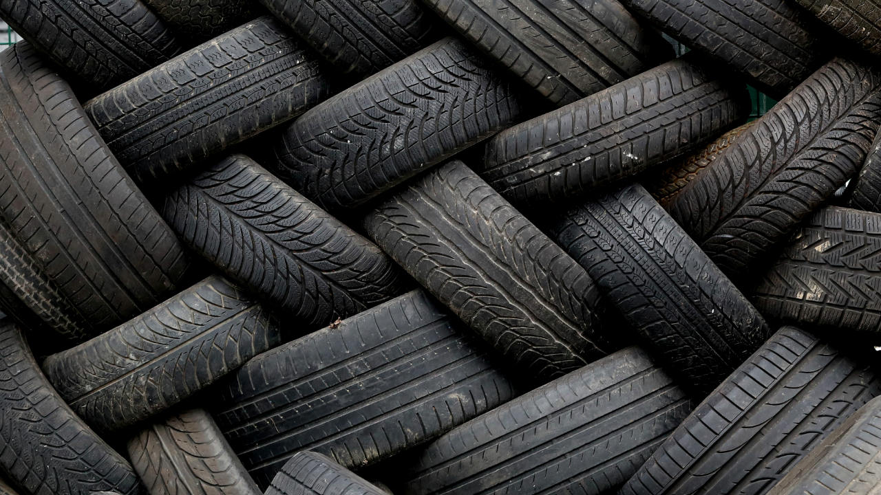 Answer: Tyres. (Image: Reuters)