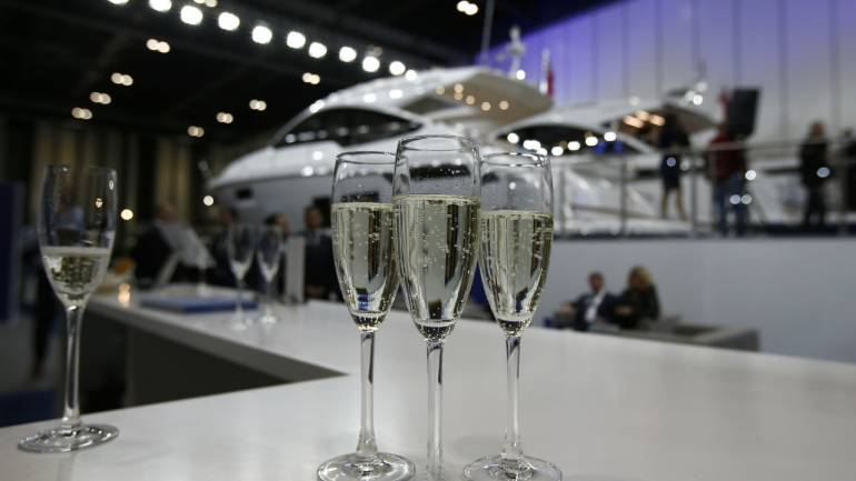 Answer: Sparkling Wine. (Image: Reuters)