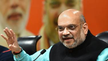 Cong govt's decision on 'Vande Mataram' in MP to please particular community: Amit Shah