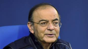 We were able to withstand global headwinds: FM Arun Jaitley