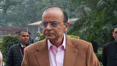 One failed, the other won't take-off, Arun Jaitley's jibe on Congress
