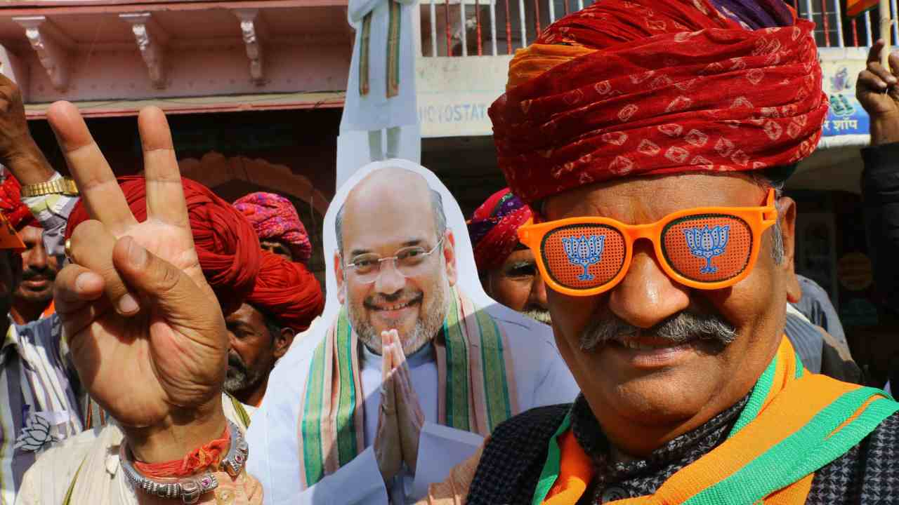 Rajasthan Assembly Polls 2018: Campaign trail in pics - Series 2
