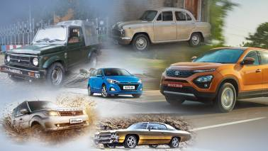 Vote   Is Tata Harrier the most beautiful car of India ever?