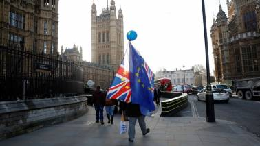 UK government defeated in vote, lawmakers create new obstacle to no-deal Brexit