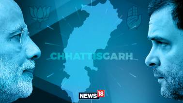 Chhattisgarh Election Result 2018 LIVE: Raman Singh recovers lead in Rajnandgaon