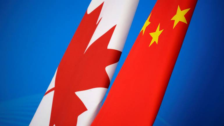 canadian detained in china has been released moneycontrol com