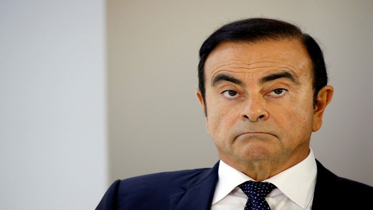 Answer: Carlos Ghosn (Image: Reuters)