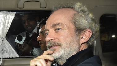 Christian Michel filed monthly political, military reports: Former UK Defence Secretary
