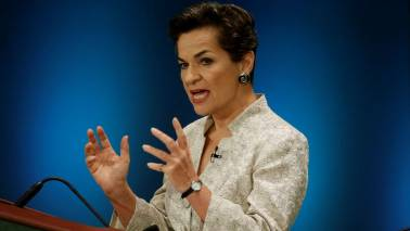 Public outrage needed to make govts act on air pollution: Ex-UN official Christiana Figueres