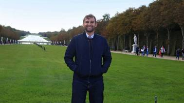 How CEOs travel: When Vista Rooms' Amit Damani lost his car keys in a French lake