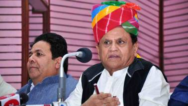 PM Modi's words, body language show fear for grand alliance: Ahmed Patel