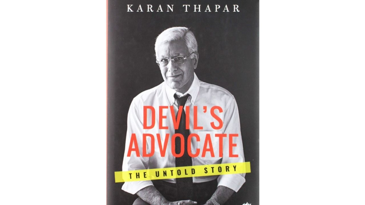 The Devil's Advocate – The Untold Story, by Karan Thapar | Everybody loves to hate Karan Thapar, especially the people he has interviewed or can potentially interview. Thapar's interviews - mostly through his popular program called The Devil's Advocate - are known for his hard-hitting questions. What about the back-stories, though? Did they come to blows later? What did Thapar himself think of his subjects? Before we get to the spicy details, the book - aptly named after his TV show- spends the first half or so taking us all the way to his growing up, graduation and early career years, the latter of which he spent in the United Kingdom for about eight years. He then returned to India. His love for his late wife is a moving account and shows a rare soft side to an otherwise hard exterior we've known to accept. A majority of the book, though, is spent on what went behind the scenes of some of his most memorable interviews. Amitabh Bachchan's unexpected mood swings when asked about Rekha, the bitterly hostile air around J. Jayalalitha, Tamil Nadu's former chief minister, and the most famous one where India's Prime Minister Narendra Modi who walked out after just three minutes into his interview are just some of the most fascinating accounts Thapar recollects in this autobiography. The book reads like a thriller; read it. - Kayezad E. Adajania (Image: Amazon)