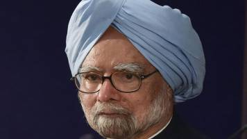 Rising inequality is a concern: Former PM Manmohan Singh