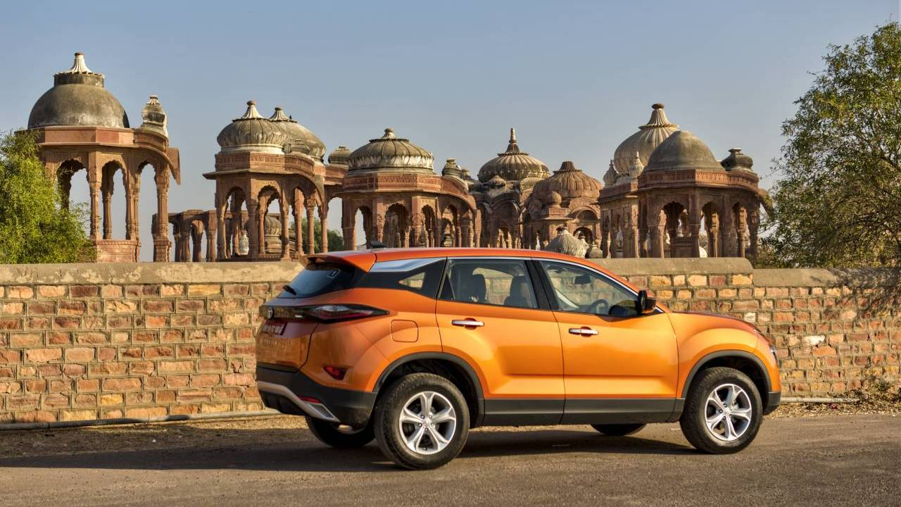 The company has retained broadly all of the design aspects of the H5X (earlier codename of Harrier) concept showcased at the Auto Expo this year. The Harrier is the most-awaited launch in the SUV space in 2019