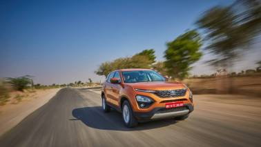 Specs comparison: Tata Harrier vs Compass, Creta and XUV500