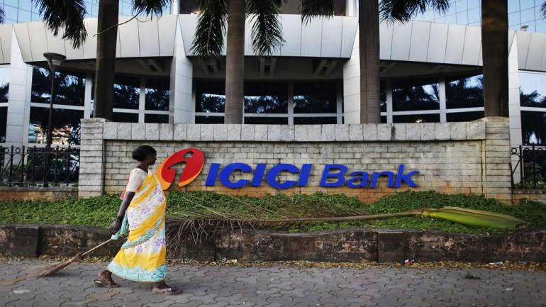 Share market update: Bank shares mixed; ICICI Bank dips 1%