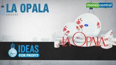Consider La Opala, leader in opalware market, as a long-term opportunity
