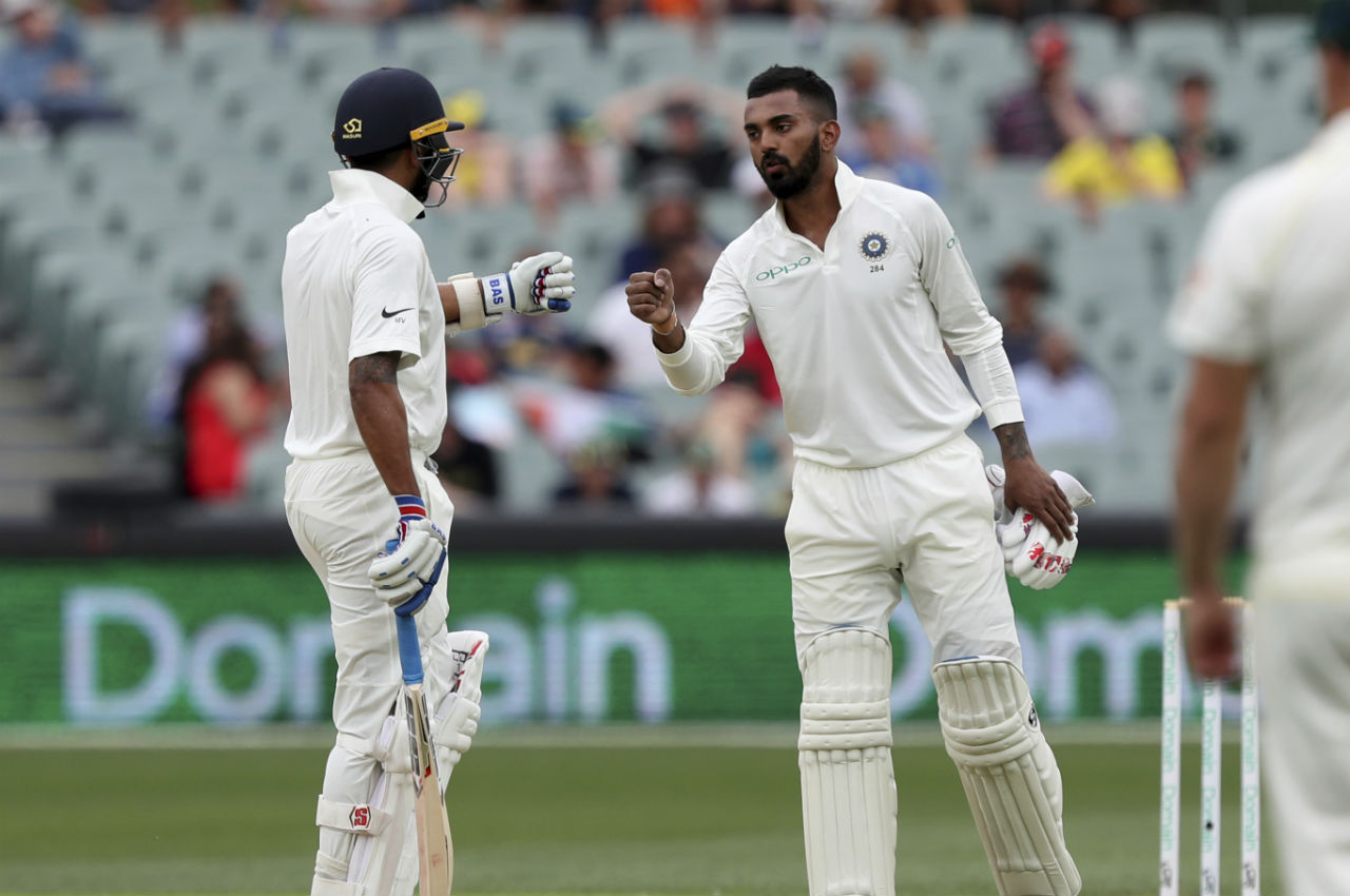 India Vs Australia 1st Test, Day 3: India Nose