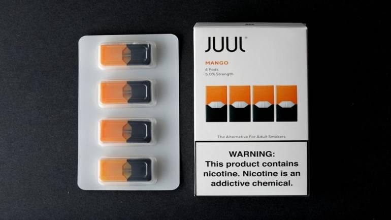 Marlboro-maker Altria to buy $12 8 billion minority stake in e-cigarette  company Juul