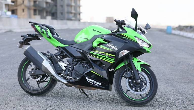 New Kawasaki Ninja 250 To Have Inline Four Engine