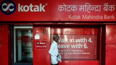 Kotak Mahindra Bank tanks 6% as it moves Bombay HC against RBI order