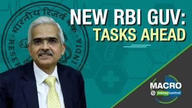 Macro@Moneycontrol I Tasks ahead of new RBI governor