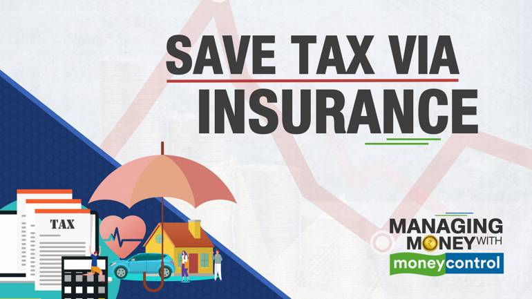 Managing Money with Moneycontrol | Insurance as a tax saving option