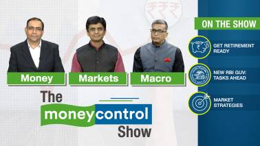The Moneycontrol Show | Retirement planning, new RBI Governor and market strategies