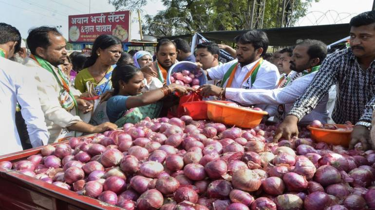 Stock market trading lessons from wild swings in onion prices