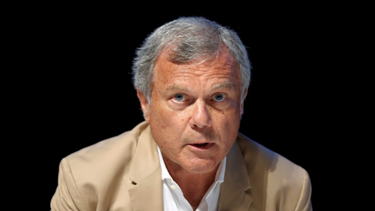 Martin Sorell, founder and ex-chief of PR and advertising agency WPP, is also in attendance, according to sources. (Image: Reuters)