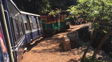 Matheran toy train to get AC coach from December 8