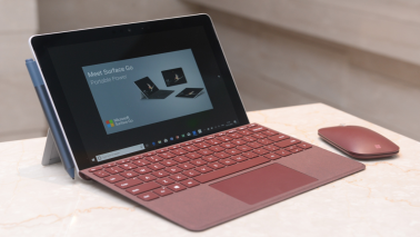 Microsoft patent could mean smart fabric capabilities on laptops and wearables