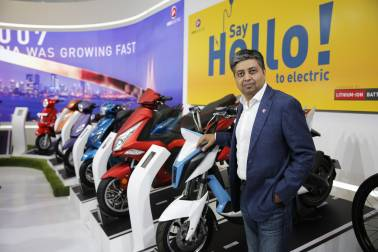 Exclusive: Hero Electric puts off launch plans of high performance scooter, says cost a concern