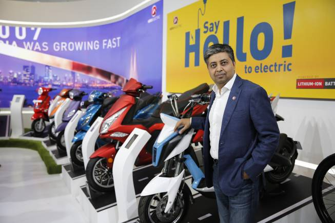 Exclusive Hero Electric Puts Off Launch Plans Of High Performance Scooter Says Cost A Concern