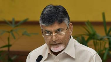 Chandrababu Naidu hits out at Prime Minister Narendra Modi