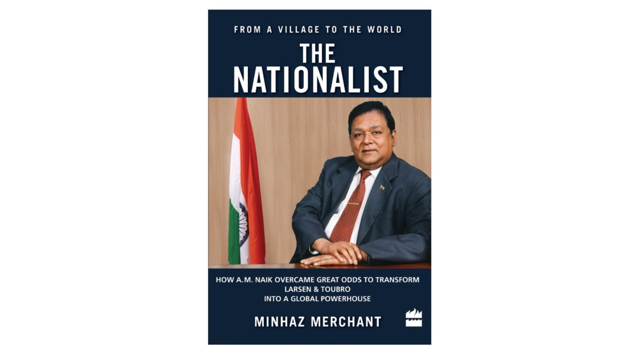 The Nationalist: How A.M. Naik Overcame Great Odds to Transform Larsen & Toubro into a Global Powerhouse by Minhaz Merchant | I have always been fascinated by the success stories of professionals who rose from the bottom to reach the top. AM Naik is one such man and his biography aptly charts his rise. The book is peppered with classic anecdotes and portrays Naik's rise along with that of the economy. Getting to know about his steely resolve to prevent L&T from being acquired by rivals shows his leadership qualities and is a lesson for top honchos on how to safeguard the interests of the organization and its employees. His achievements are bound to provide inspiration for future corporate leaders and shows that hard work and honesty can help any professional reach the zenith of his career. – Soumalya Santikari (Image: Amazon)
