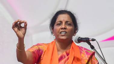 Nirmala Sitharaman slams Congress, Oppn for questioning IAF air strikes