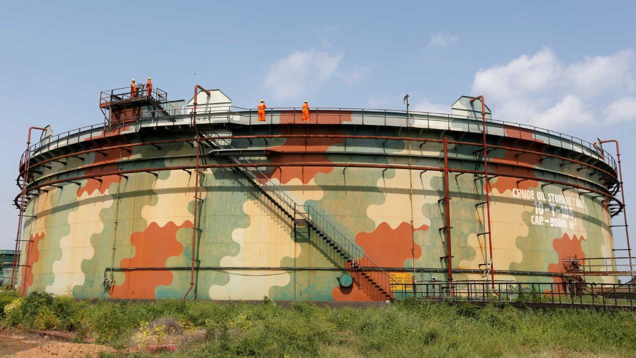 Mangalore Refinery & Petrochemicals | MFs' holdings each quarter: Sep - 1.77%, June - 1.70%, March - 1.60% | FIIs'holdings each quarter: Sep - 1.62%, June - 1.56%, March - 1.54% | YTD loss: 43.4% (Representative image)