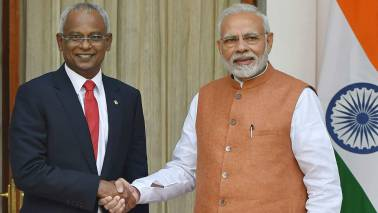 India, Maldives sign pacts to boost cooperation on IT, agribusiness