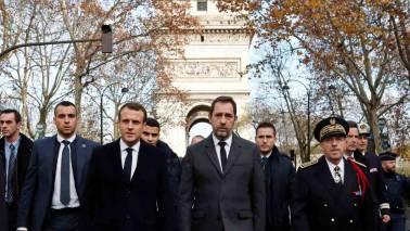 French leader Emmanuel Macron seeks way out of crisis after Paris riots