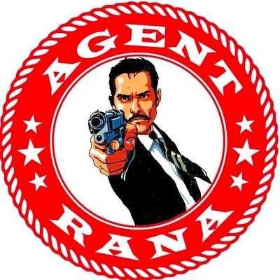 Answer: Agent Rana