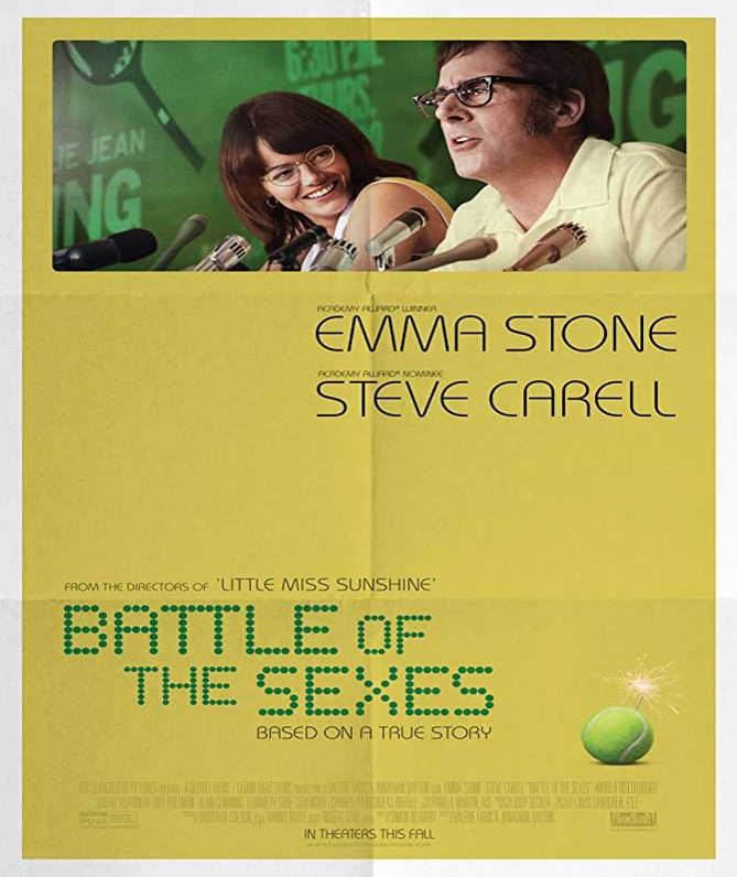 Answer: Battle of the Sexes