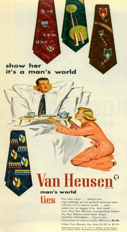 Answer: Van Heusen.