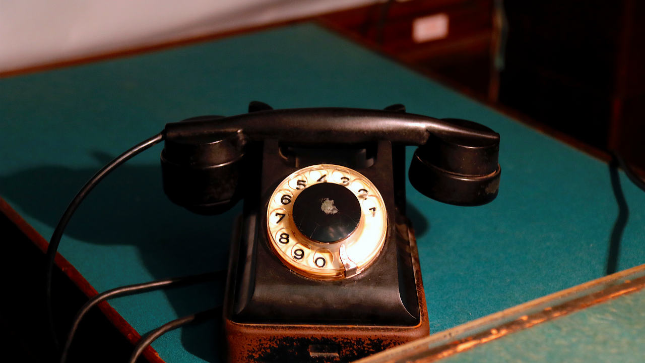 Q11. Name of which Indian brand of telephone instrument is derived from the name of its founder? (Image: Reuters)
