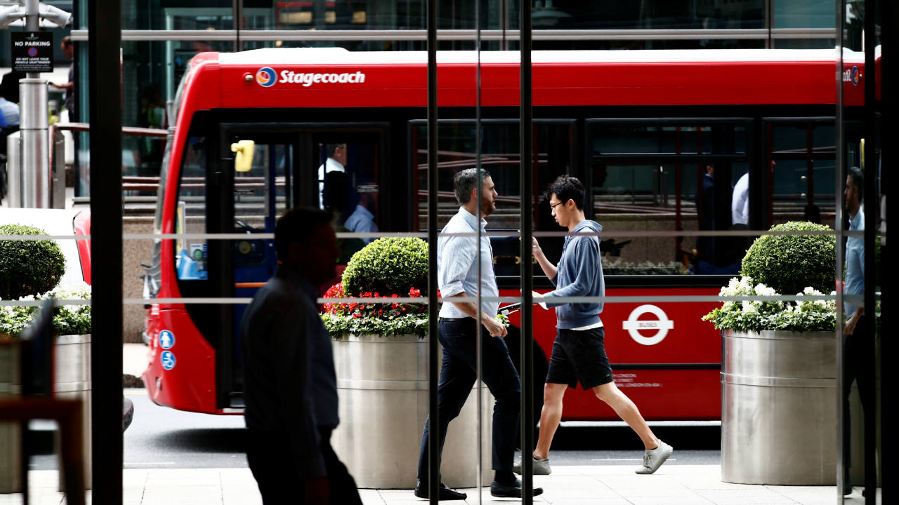 Q15. Hans Wilsdorf dreamed up the word while riding a London bus. It was name that was easily pronounced in different languages and was also short enough to fit on the object. It was initially promoted by dropping the product into aquariums to prove its robustness. The product is________? (Image: Reuters)